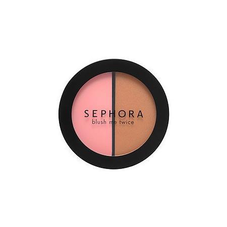 Blush me twice, Róż podwójny marki Sephora - zdjęcie nr 1 - Bangla
