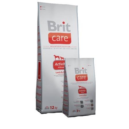 Care, Activity Breed Lamb & Rice marki Brit - zdjęcie nr 1 - Bangla