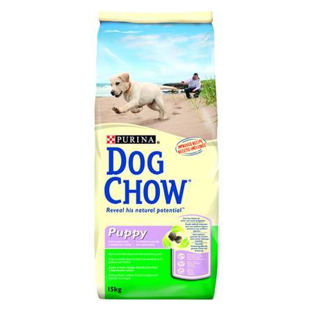 Puppy/ Junior, różne smaki marki Purina Dog Chow - zdjęcie nr 1 - Bangla