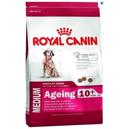 Medium Ageing 10+ marki Royal Canin - zdjęcie nr 1 - Bangla