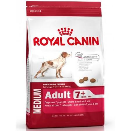 Medium Adult 7+ marki Royal Canin - zdjęcie nr 1 - Bangla