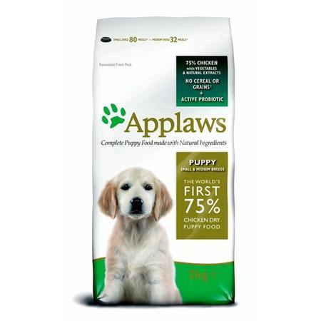 Puppy Small & Medium Breeds, różne smaki marki Applaws - zdjęcie nr 1 - Bangla
