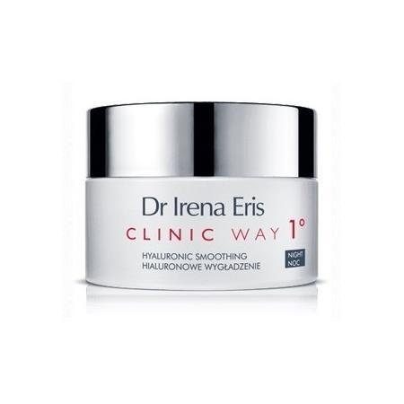 Clinic Way 1 Hialuronowe Wygładzenie, Dermokrem przeciwzmarszczkowy 1° na noc marki Dr Irena Eris - zdjęcie nr 1 - Bangla