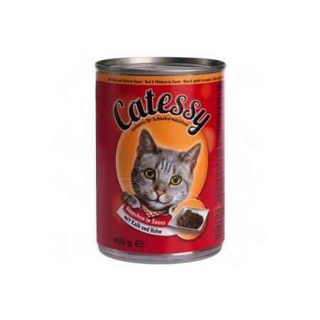 Kawałeczki w Sosie puszka, różne smaki marki Catessy - zdjęcie nr 1 - Bangla