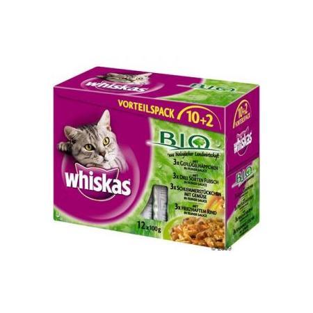 Bio saszetki marki Whiskas - zdjęcie nr 1 - Bangla
