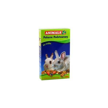 Pokarm podstawowy dla królika marki Animals - zdjęcie nr 1 - Bangla
