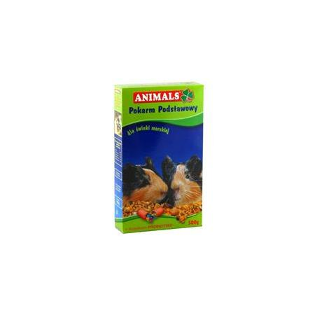 Pokarm podstawowy dla świnki morskiej marki Animals - zdjęcie nr 1 - Bangla