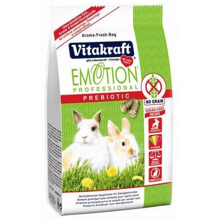 EMOTION PROFESIONAL PREBIOTIC pokarm dla królikówEMOTION PROFESIONAL PREBIOTIC marki Vitakraft - zdjęcie nr 1 - Bangla