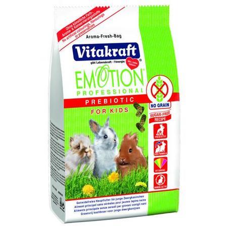 EMOTION PROFESIONAL PREBIOTIC KIDS pokarm dla królików marki Vitakraft - zdjęcie nr 1 - Bangla
