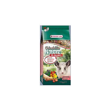 Chinchilla Nature Re-Balance pokarm dla szynszyli marki Versele Laga - zdjęcie nr 1 - Bangla
