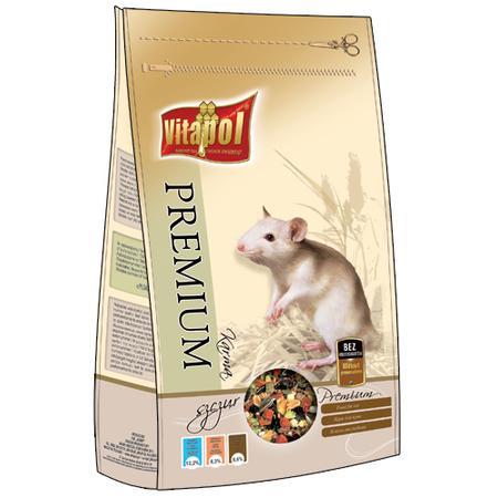 Pokarm Premium dla szczura marki Vitapol - zdjęcie nr 1 - Bangla