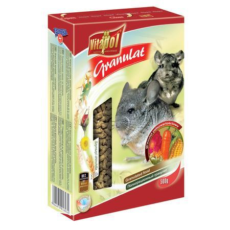 Karma granulowana dla szynszyli marki Vitapol - zdjęcie nr 1 - Bangla