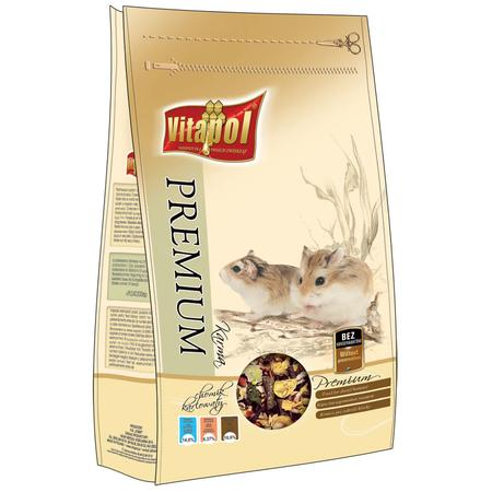 Karma pełnoporcjowa Premium dla chomika karłowatego marki Vitapol - zdjęcie nr 1 - Bangla