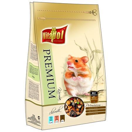 Karma pełnoporcjowa Premium dla chomika marki Vitapol - zdjęcie nr 1 - Bangla