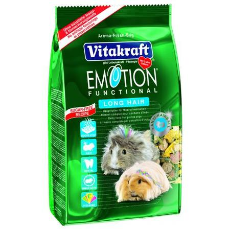 Emotion Long Hair, karma dla świnek morskich marki Vitakraft - zdjęcie nr 1 - Bangla