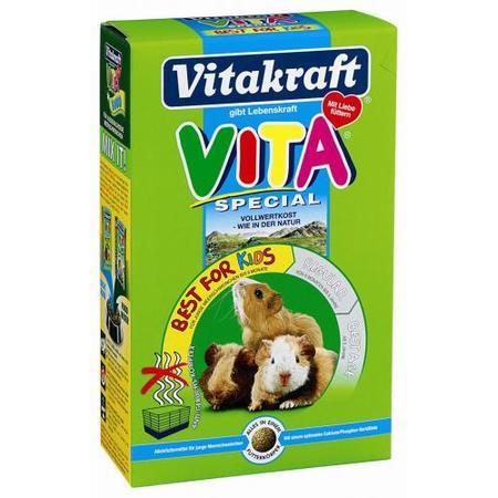 Vita Special For Kids, karma dla młodych świnek morskich marki Vitakraft - zdjęcie nr 1 - Bangla