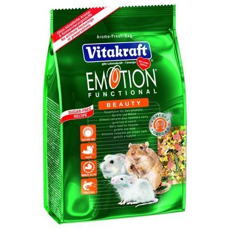 Emotion Beauty, karma dla myszoskoczków oraz myszy marki Vitakraft - zdjęcie nr 1 - Bangla