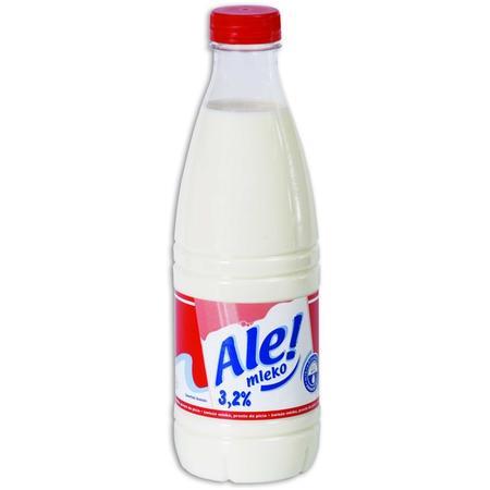 Ale! mleko 3,2% marki OSM Radomsko - zdjęcie nr 1 - Bangla