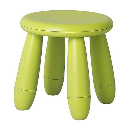MAMMUT Stołek dziecięcy marki IKEA - zdjęcie nr 1 - Bangla