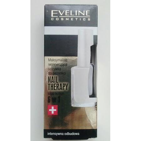 Nail Therapy, Maksymalnie regenerująca odżywka do paznokci 6 w 1 marki Eveline Cosmetics - zdjęcie nr 1 - Bangla