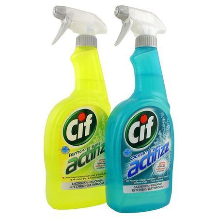 Cif Actifizz Spray Do Czyszczenia Unilever Opinie Testy Cena