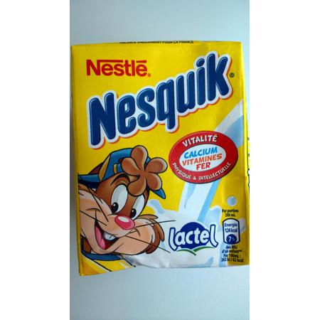 Napój mleczny marki Nesquik - zdjęcie nr 1 - Bangla