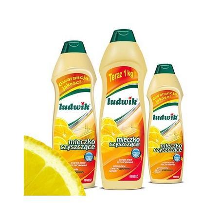 Ludwik mleczko czyszczące, różne rodzaje marki Inco Veritas - zdjęcie nr 1 - Bangla