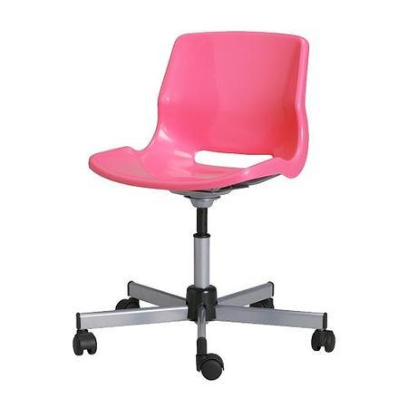 Snille, Krzesło obrotowe, IKEA Opinie, Testy, Cena