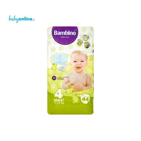 Hygienika SA, Bambino, Pieluszki maxi 7–18 kg marki Hygienika SA - zdjęcie nr 1 - Bangla