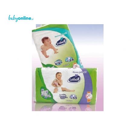 Labell, Pieluchy dla dziecka Maxi 8–18 kg marki Intermarche - zdjęcie nr 1 - Bangla