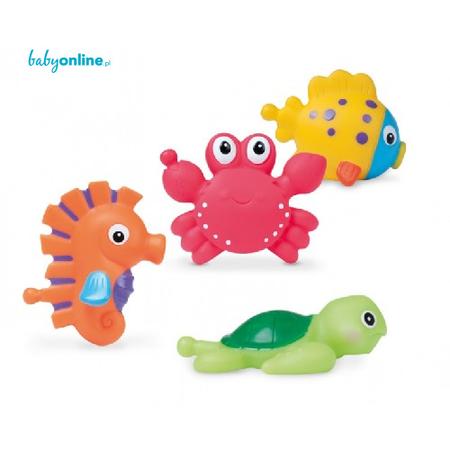 """Canpol Babies, Zabawki kąpielowe """"Kolorowy Ocean"""" marki Canpol babies - zdjęcie nr 1 - Bangla"""