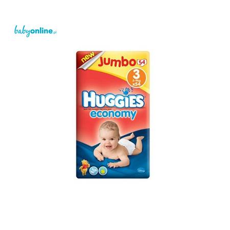 Huggies, Economy, Pieluszki midi 5–9 kg marki Huggies - zdjęcie nr 1 - Bangla