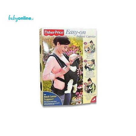 Fisher Price, Nosidełko dla niemowląt marki Mattel - zdjęcie nr 1 - Bangla