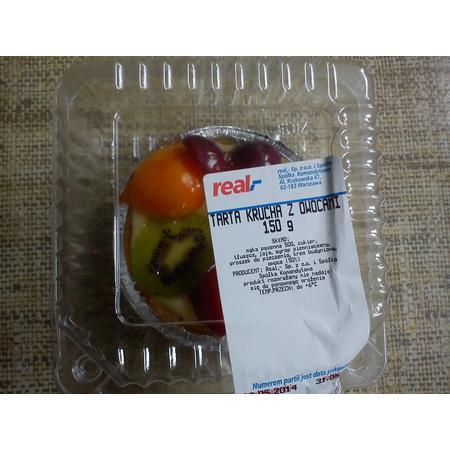 Tarta Krucha Z Owocami marki Real - zdjęcie nr 1 - Bangla