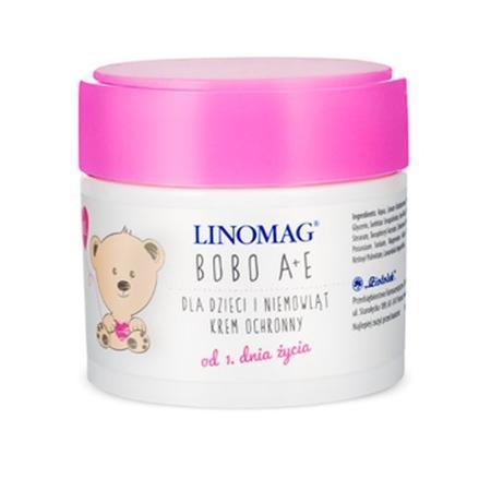 Linomag BOBO A+E, Krem ochronnny dla dzieci i niemowląt marki Ziołolek - zdjęcie nr 1 - Bangla