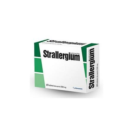 Strallergium, Tabletki do ssania marki Novascon - zdjęcie nr 1 - Bangla