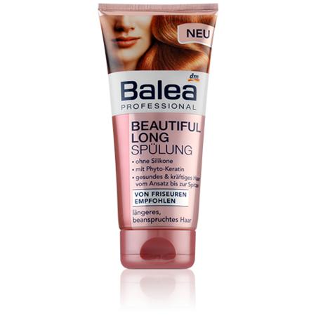 Odżywka do włosów Beautiful Long Spulung marki Balea - zdjęcie nr 1 - Bangla