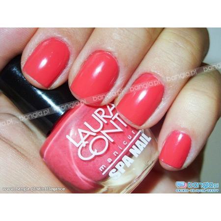 Manicure Spa Nail, Lakier do paznokci marki Laura Conti - zdjęcie nr 1 - Bangla