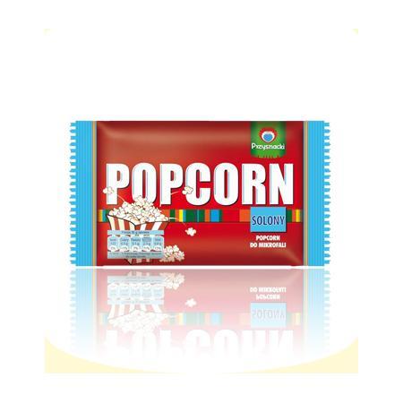 Przysnacki, Popcorn solony do mikrofali marki Intersnack - zdjęcie nr 1 - Bangla