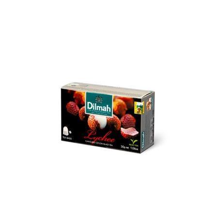 Lychee, Herbata czarna aromatyzowana liczi marki Dilmah - zdjęcie nr 1 - Bangla