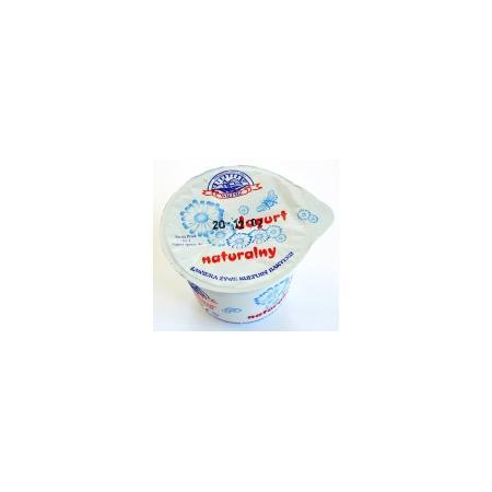 Jogurt naturalny marki SM Wieprz - zdjęcie nr 1 - Bangla