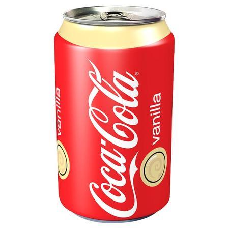 Coca Cola Vanilla marki Coca Cola - zdjęcie nr 1 - Bangla