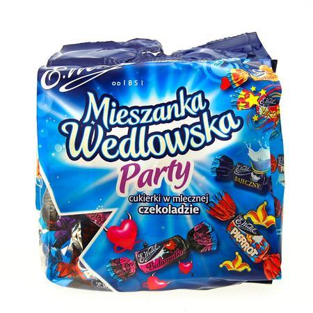 Mieszanka Wedlowska Party marki Wedel - zdjęcie nr 1 - Bangla