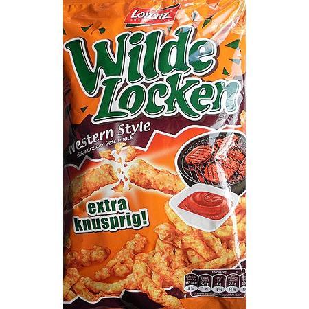 Wilde Locken Western Style marki Lorenz - zdjęcie nr 1 - Bangla