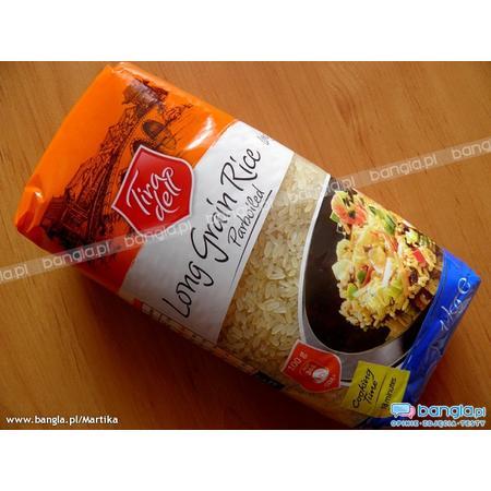 Tiradell, Long Grain Rice Parboiled, Ryż długoziarnisty preparowany termicznie marki Lidl - zdjęcie nr 1 - Bangla