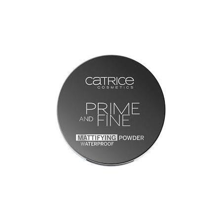 Prime and Fine, Mattifying Powder Waterproof, Matujący puder wodoodporny marki Catrice - zdjęcie nr 1 - Bangla