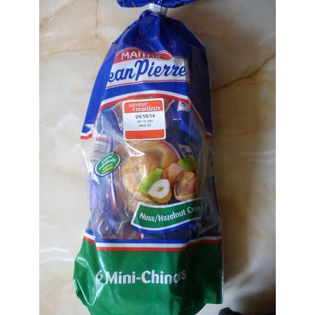Maitre Jean Pierre 6 Mini Chinois, Nuss/Hazelnut Creme marki Lidl - zdjęcie nr 1 - Bangla