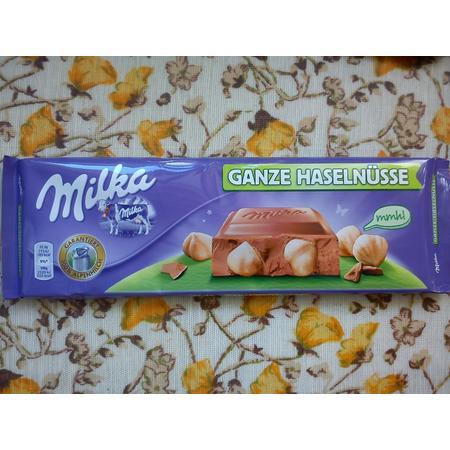 Ganze Haselnüsse marki Milka - zdjęcie nr 1 - Bangla