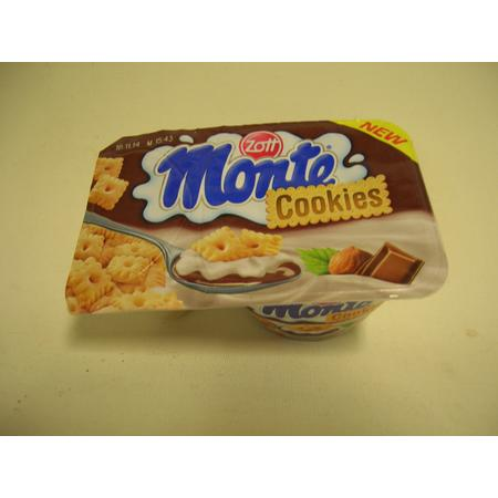 Monte, deser, różne smaki marki Zott - zdjęcie nr 1 - Bangla