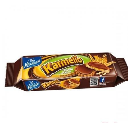 Karmelio Zbożowe marki Krakuski - zdjęcie nr 1 - Bangla